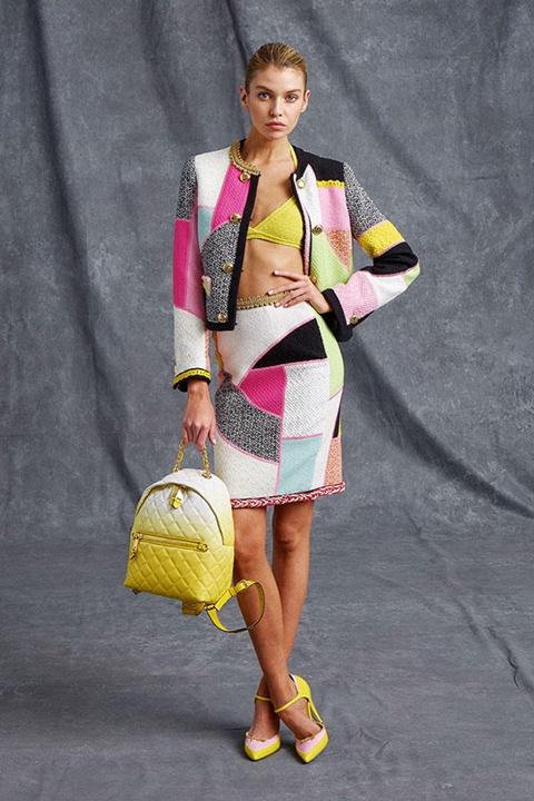 цветен костюм