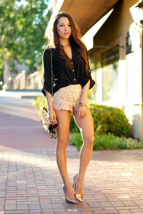 danteleni kasi pantaloni bejovi  street style