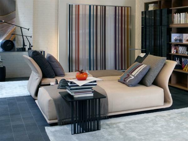 raztegatelen divan savremenen stil dizain interior obzavejdane