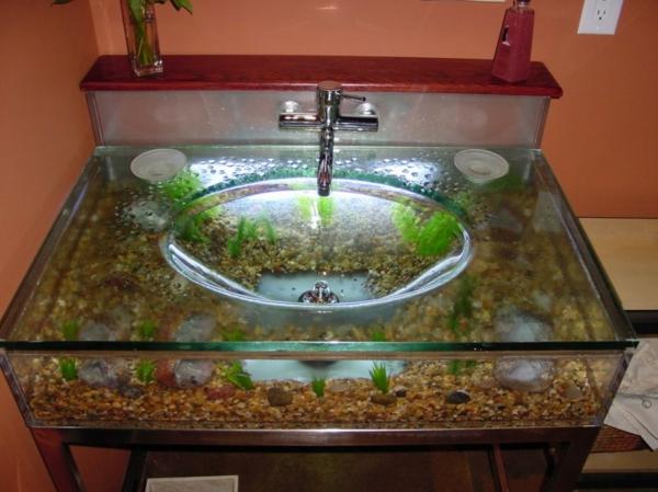 akvarium vuv formata na mivka v banqta
