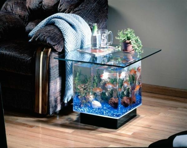 ideq za akvarium vuv formata na masa