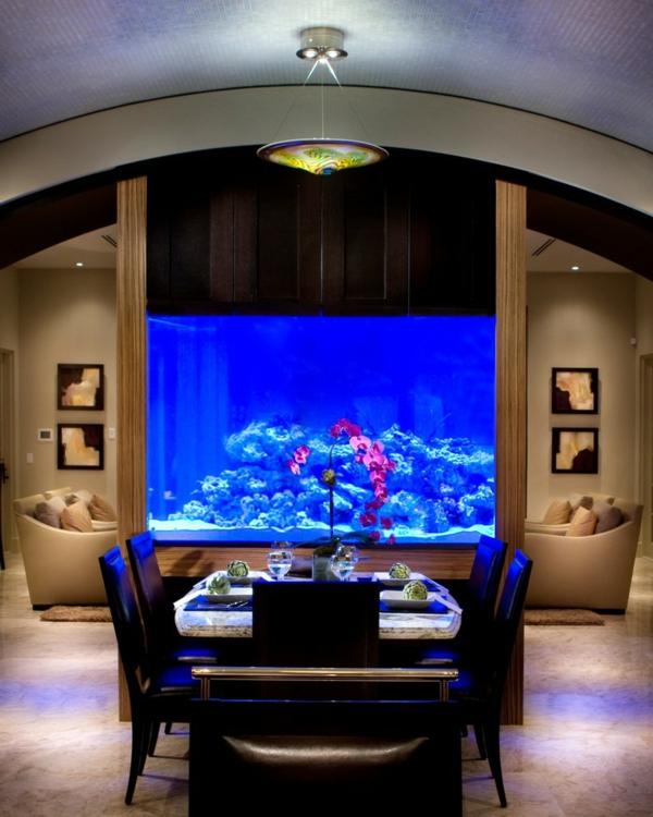 ideq za golqma akvarium v stena