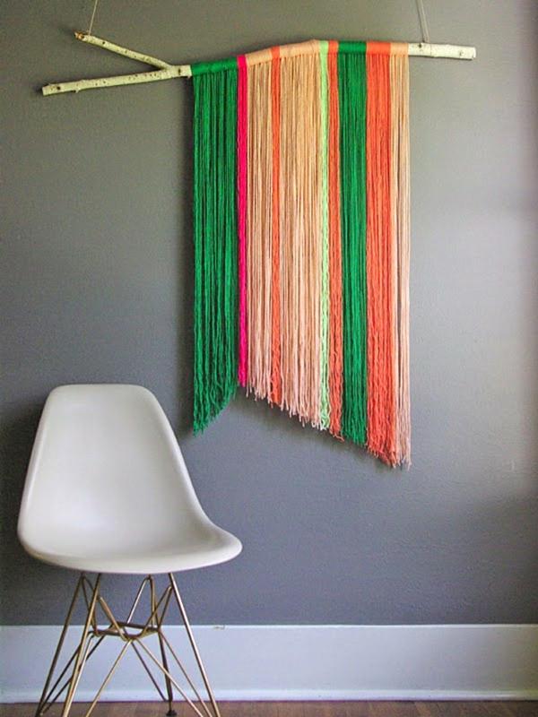 idei napravi si sam stena dekoraciq
