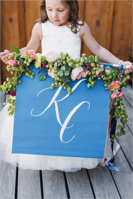 сватбена декорация идеи