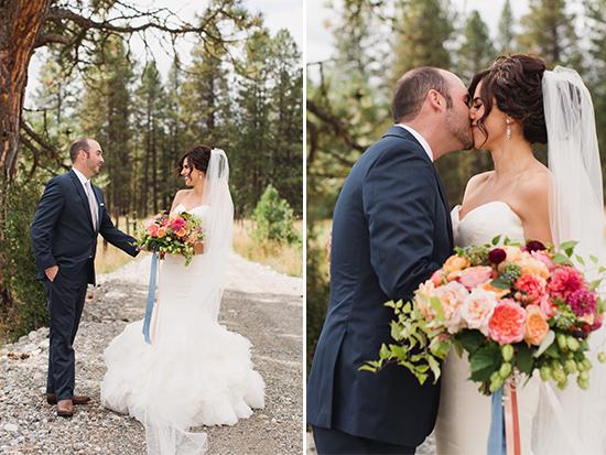 идея за сватбена фотография