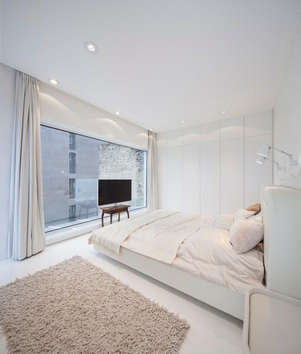 interioren dizain apartament spalnq moderen stil bqlo