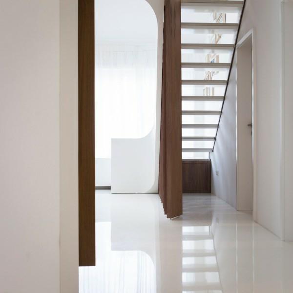 apartament interioren dizain futuristichen stil stalbi bqlo