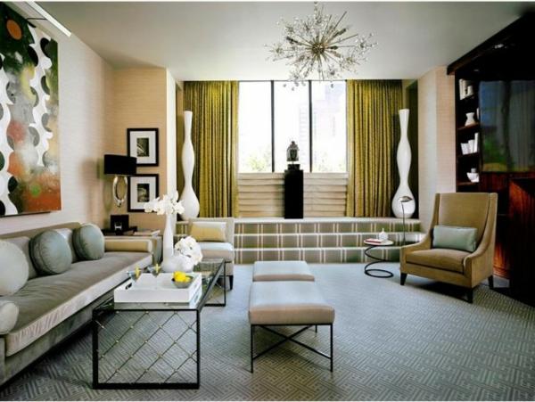 interioren dizain hol art stil mebeli bejovo kartini divani