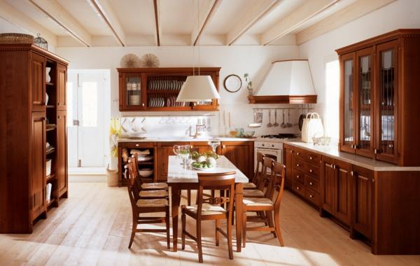 kuhnq tradicionen stil interioren dizain darvo mebeli obzavejdane