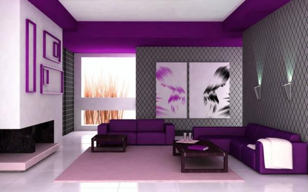 lilav hol interior dizain mebeli divani obzavejdane