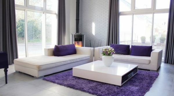 lilav hol interioren dizain mebeli divani bqlo