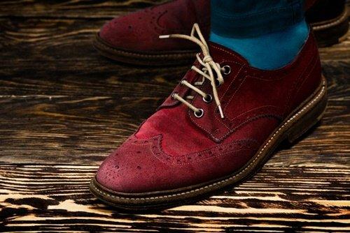 неща които да откраднем от мъжкия гардероб обувки