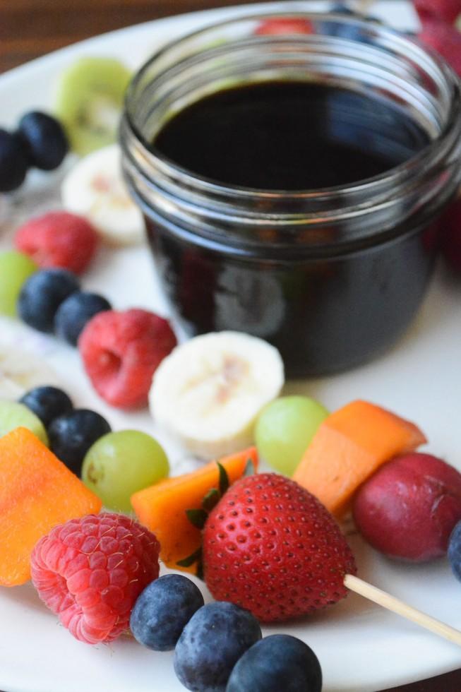 plodovi shishcheta shokoladov sirop