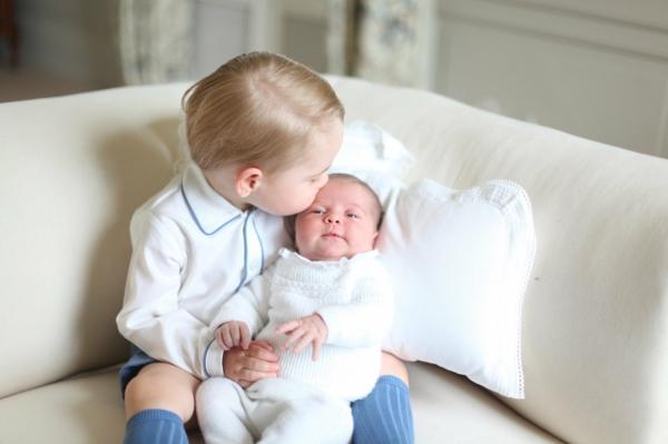 princ djordj princesa sharlot fotografiq snimki
