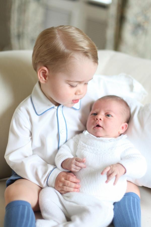 princ djordj princesa sharlot portret snimki