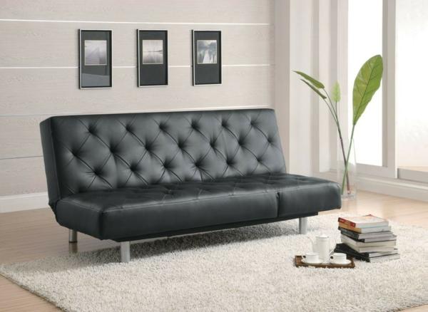 raztegatelen divan cherno koja obzavejdane interior dizain