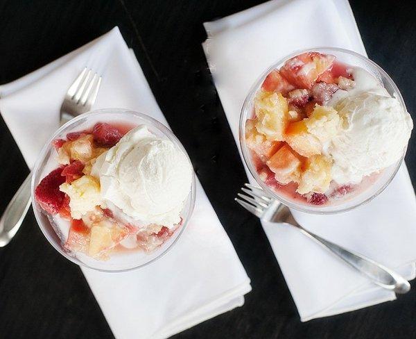 recepta za desert s qgodi ananas