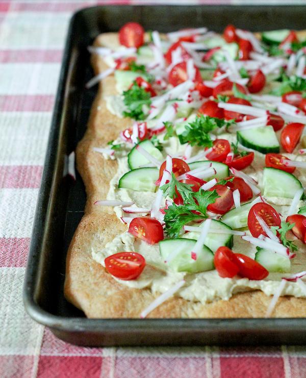 recepta za plosak hlqb s humus zelenchuci