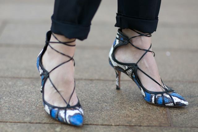 стрийт стайл летни обувки