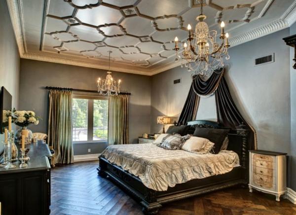 spalnq frenski stil interior obzavejdane dizain