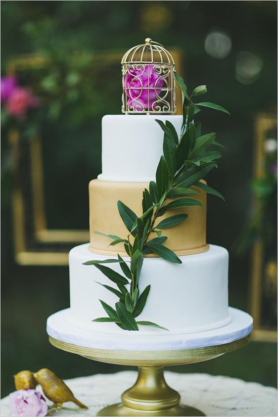 сватбена торта идея