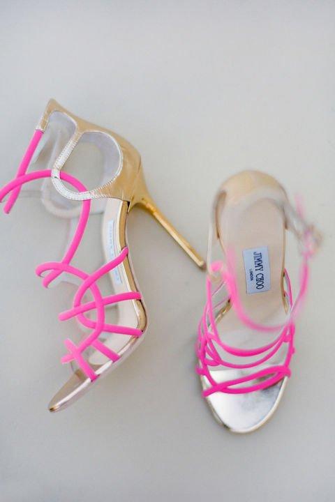 сватбени-обувки-розови