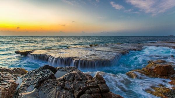 vodopadi po sveta vinh hu vietnam skali
