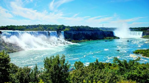 vodopadi po sveta kanada niagarski vodopad skali rasteniq
