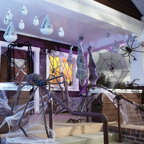 Хелоуин-2015-декорация-идеи-дома