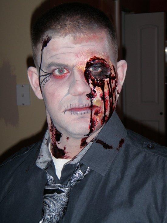 Хелоуин грим и костюми за мъже