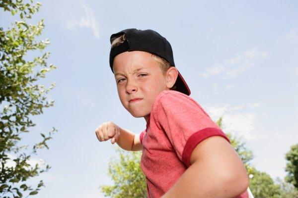 агресията при децата