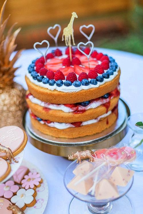 бебешко-парти-декорация-торта