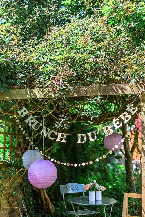 бебешко-парти-декорация