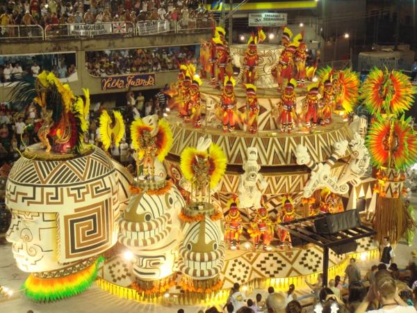 бразилия карнавал дестинация пътешествие