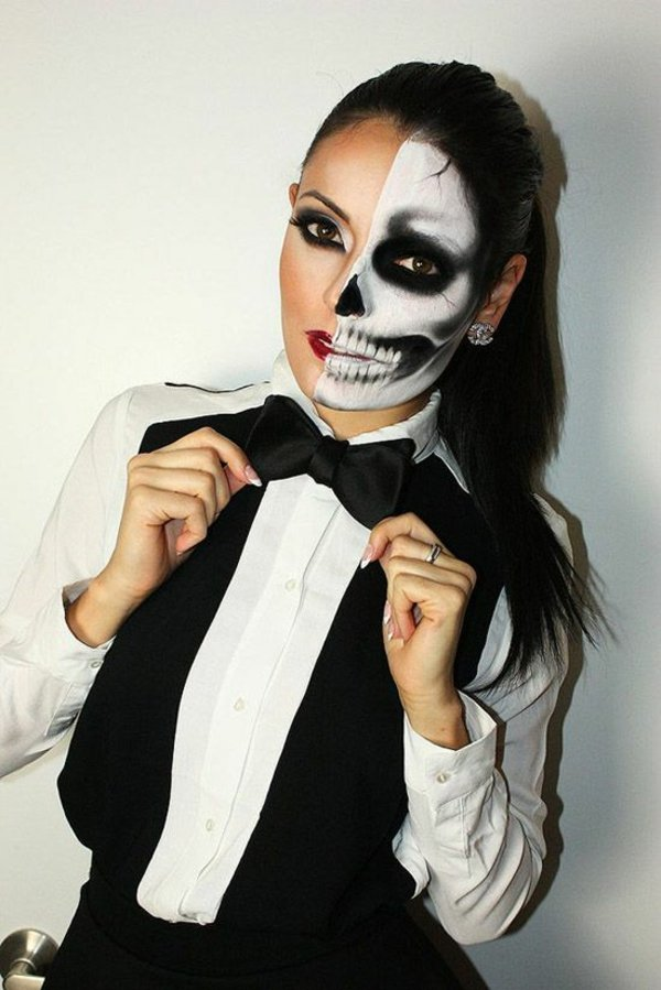 грим-за-хелоуин-за-жени