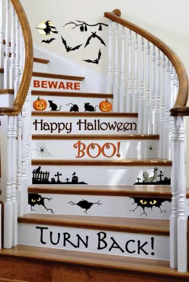 декорация за хелоуин вещици
