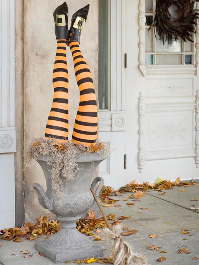 декорация-за-хелоуин-забавна