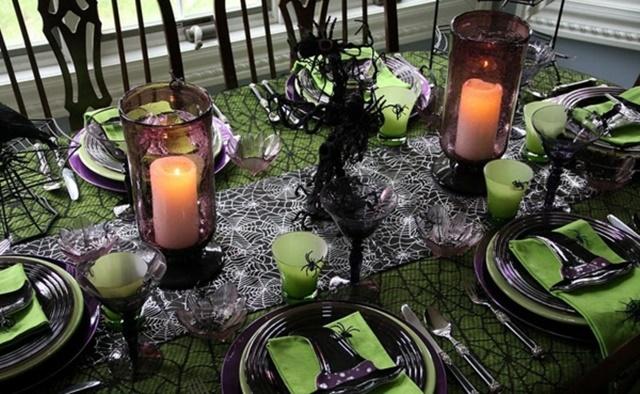 декорация-за-хелоуин-маса