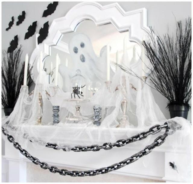 декорация-за-хелоуин-призраци