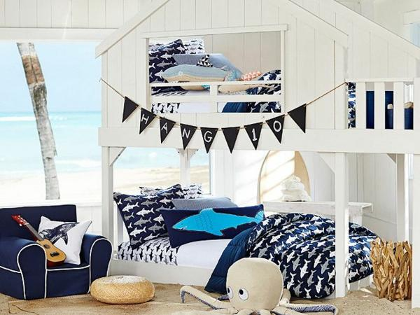детска стая за момчета идеи морска тема
