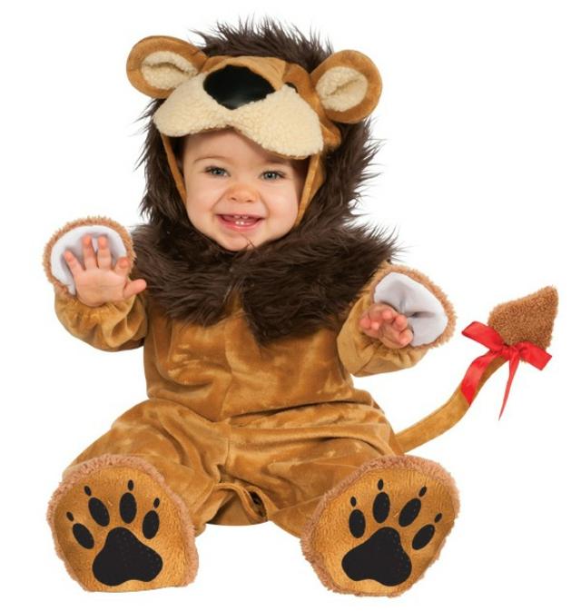 детски костюми за хелоуин лъв