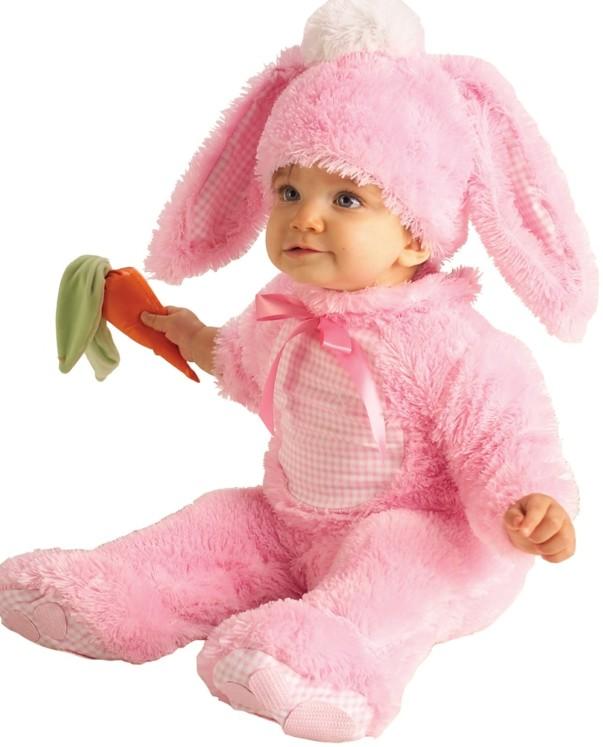 детски костюми хелоуин заек