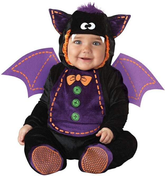 детски костюми хелоуин прилеп