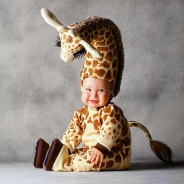 детски костюми хелоуин жираф