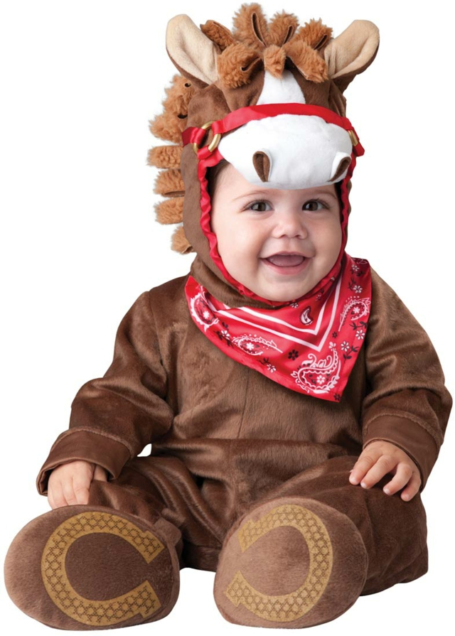 детски костюми хелоуин кон