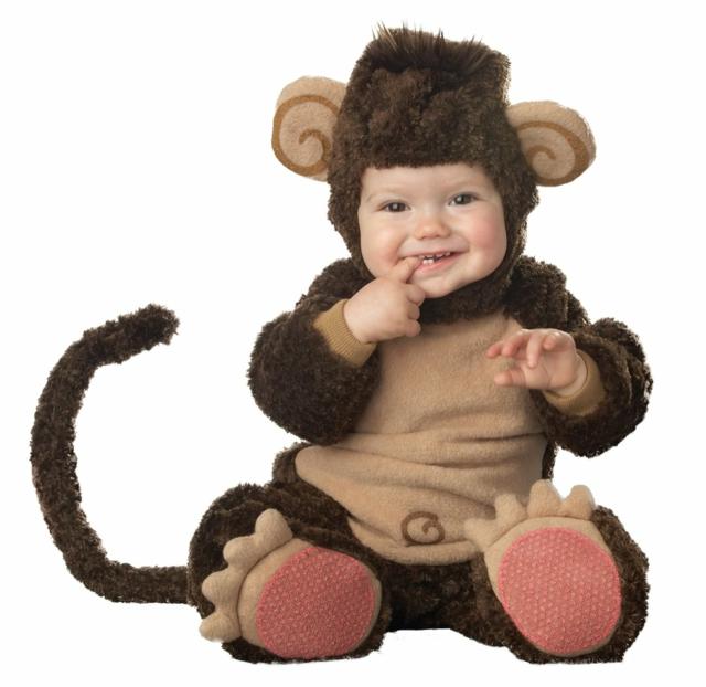 детски костюми хелоуин маймуна