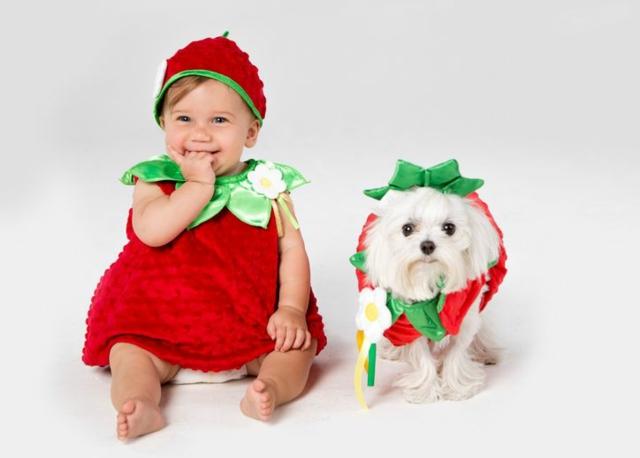детски костюми хелоуин за момиче куче