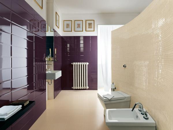 дизайн-на-баня-в-лилаво-бежово-модерен-стил