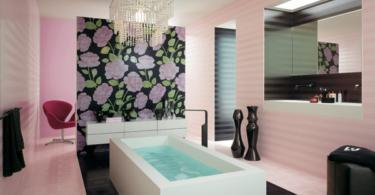 Дизайн на баня с елегантна визия