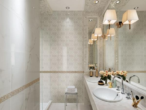 дизайн-на-баня-мрамор-луксозен-стил-лампи